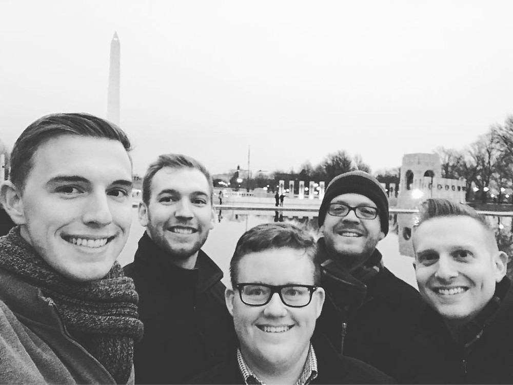 Mirasol Quartet at the Washington Monument