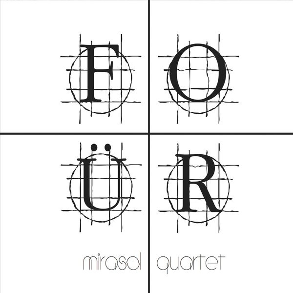 Mirasol's new CD four (x) four