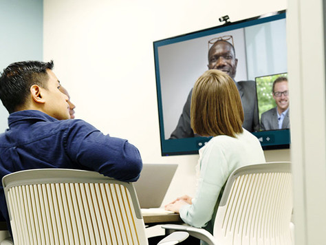 BECOME A STAR: VIDEOCONFERENCE ETIQUETTE FOR OPEN WORKSPACES