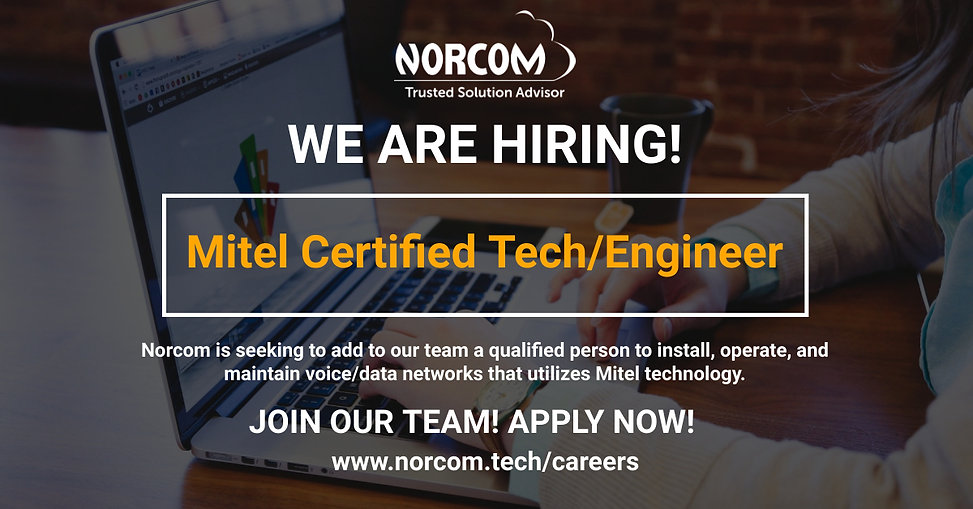 Hiring Ad Mitel Tech Engineer 1.jpg