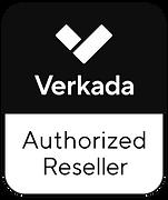 Verkada Authorized Reseller Logo- Vertic