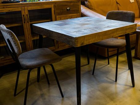 木の質感を活かしたオシャレなダイニングテーブル8選!ウンコちゃんの家具屋さん 尼崎店より厳選でご紹介!