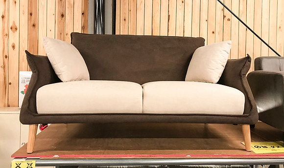 2P SOFA (BR/BE)