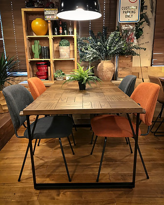 CRASH GIPSY DINING TABLE