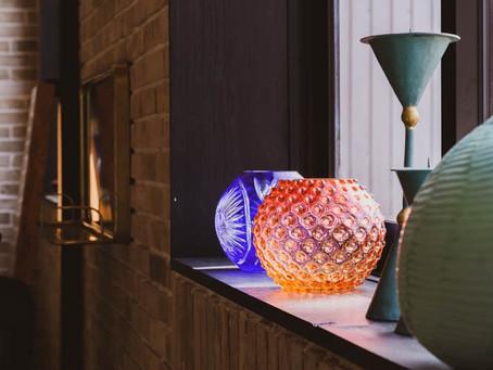 一点限りのヴィンテージフラワーベース。UNKOCHAN FURNITURE STORE AMAGASAKIのオシャレなオススメ花瓶をご紹介します。