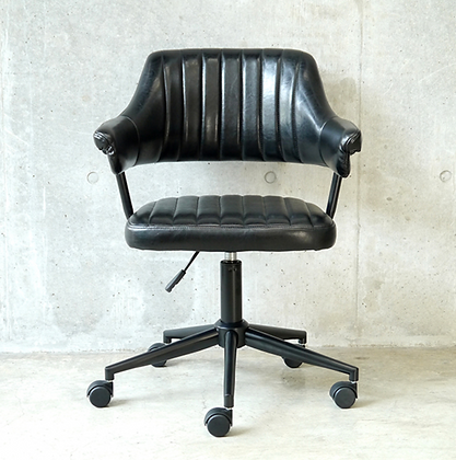 DESK CHAIR (BK / GR)