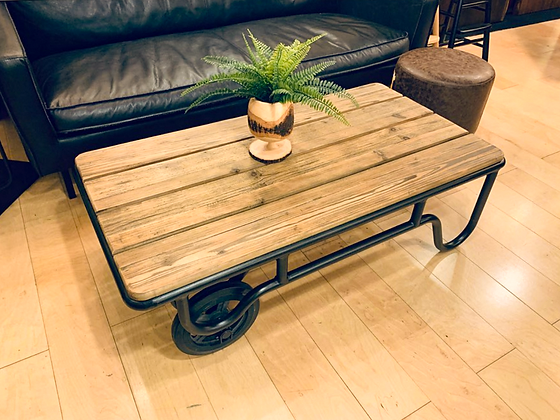Knot Antiques - KASHA COFFEE TABLE