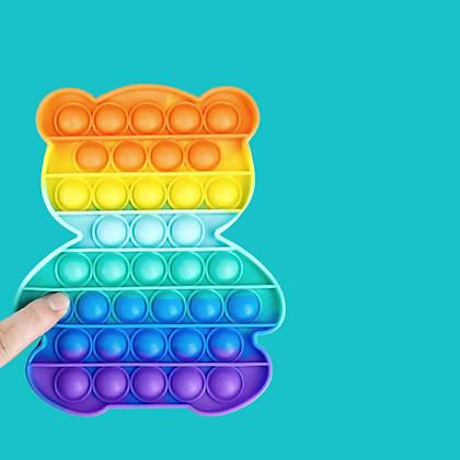 POP IT- דובי צבעוני