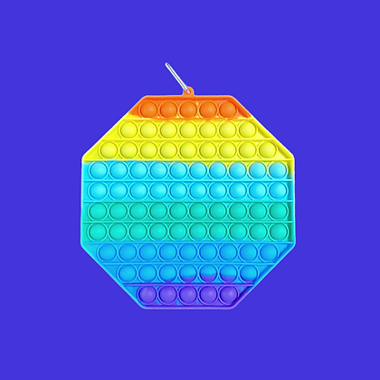 POP IT- מתומן ענק צבעוני