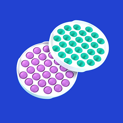 POP IT- משולב עם סימפל דימפל
