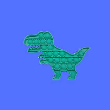 דינוזאור ירוק-POP IT