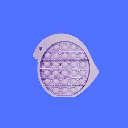 דג סגול-POP IT