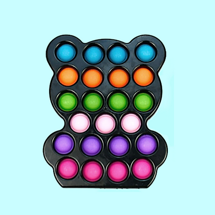 POP IT- פופאיט סימפל דימפל דובי ענק