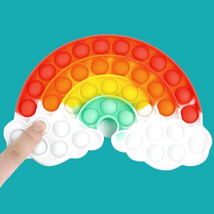 POP IT- קשת צבעונית