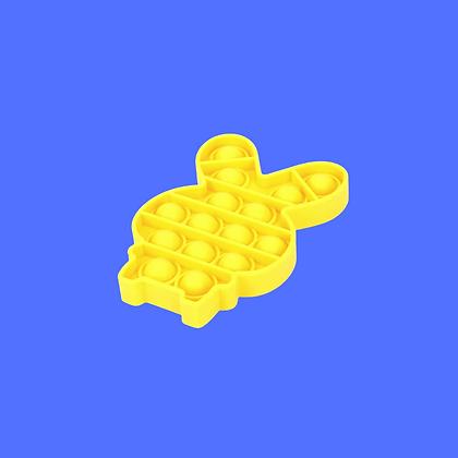 ארנב צהוב-POP IT