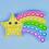 Thumbnail: POP IT- פופיט מטאור בצבעי פסטל