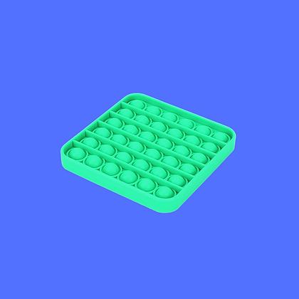 מרובע ירוק-POP IT