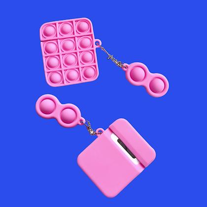 POP IT- נרתיק/קייס לאירפודס