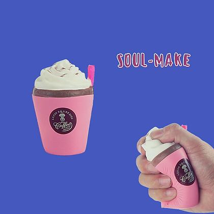 סקוושי גלידת מילקשייק