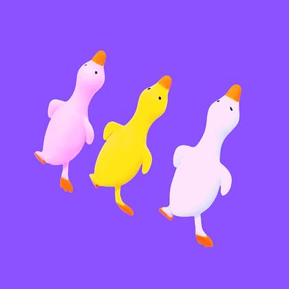 פידג'ט ברווז נמתח