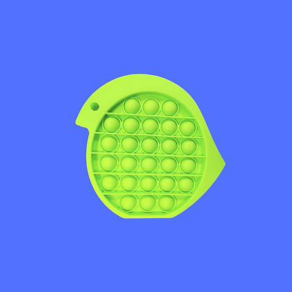 דג ירוק-POP IT