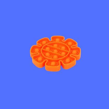 פרח כתום-POP IT