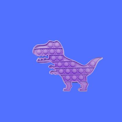 דינוזאור סגול-POP IT