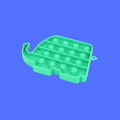 פיל ירוק-POP IT