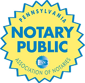 Frost Tax Service PA Notary Public