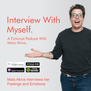 Interview with Myself