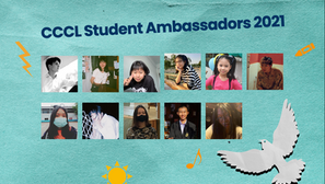 CCCL Film Festival Announced 11 Young Thais To Join the 2021 CCCL Student Ambassadors