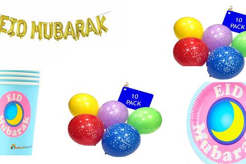 Eid Mubarak Kid Sets