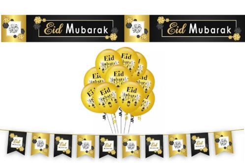 Eid Mubarak -Set
