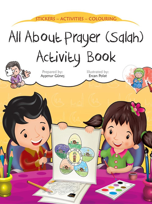 All About Prayer (Salah) Activity Book;