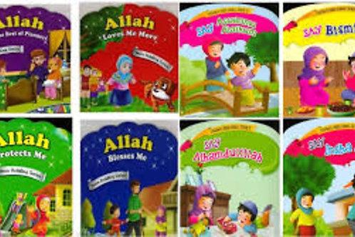 Taqwa Building& Iman Building Series-Both Set