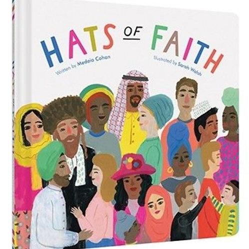 Hats of Faith Children's Book