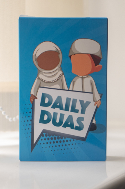 Daily Duas Learning Cards