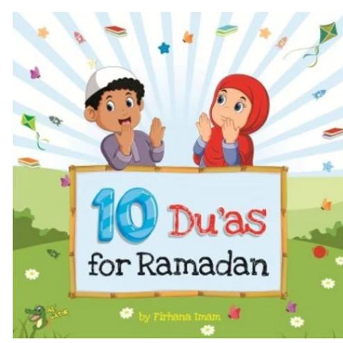 10 Dua's For Ramadan