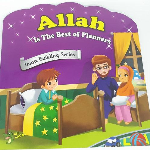 Allah Love Me More- IMan Building Series