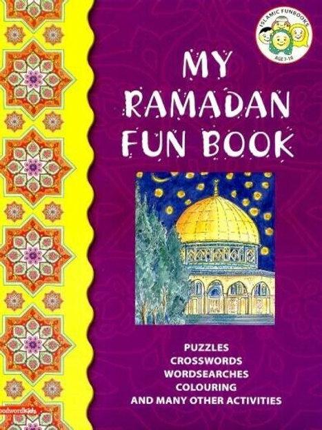 My Ramadhan Fun Book