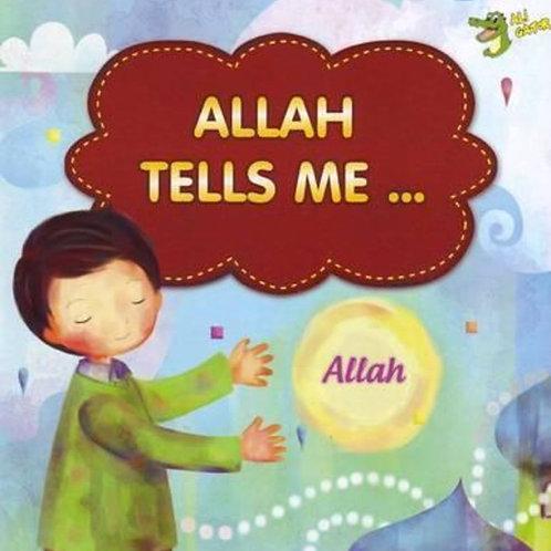 Allah Tells Me