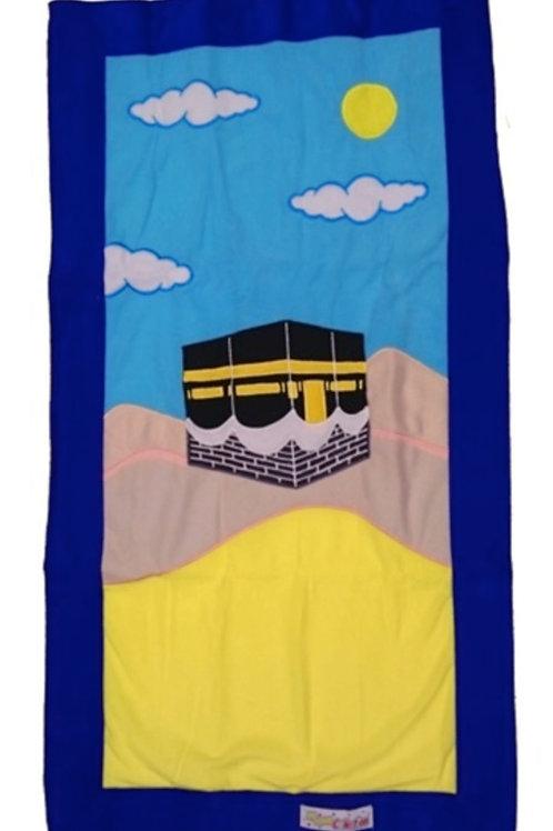 My Little Prayer Mat Kabah (Blue)
