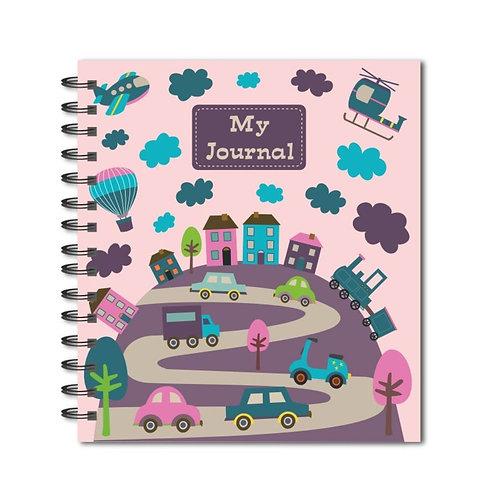 My Muslim Journal (pink)