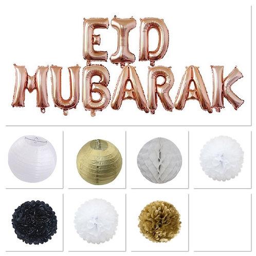 Eid Mubarak Rose Set