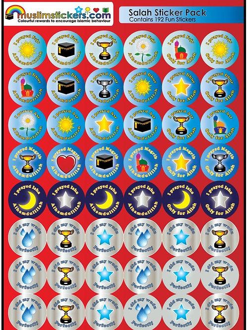 Salah Sticker Pack