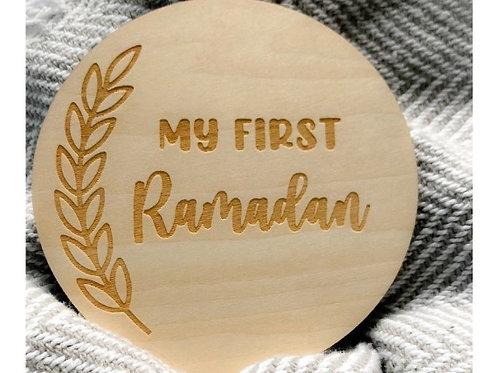 Baby Ramadan Disc