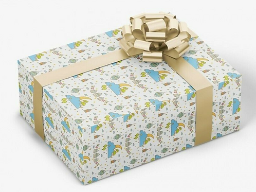 Gift Wrapping paper - Lampion