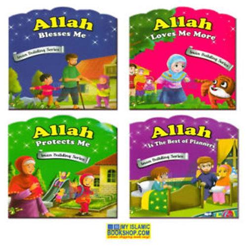 Iman Building Series- Complete