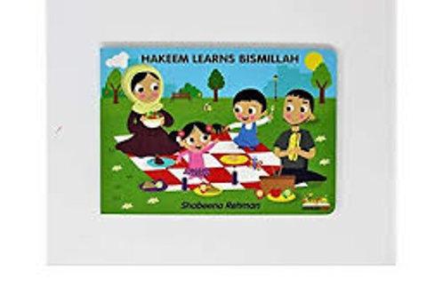 Hakeem learns As-salamu Alaykum