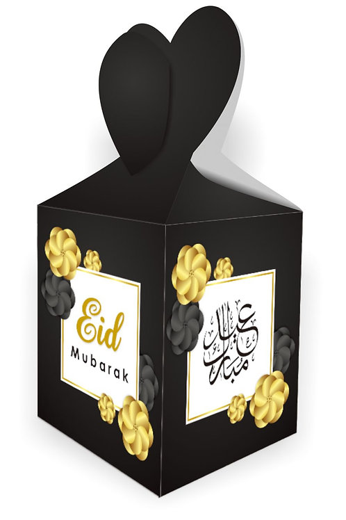 Eid Mubarak Gift Boxes (BLACK)
